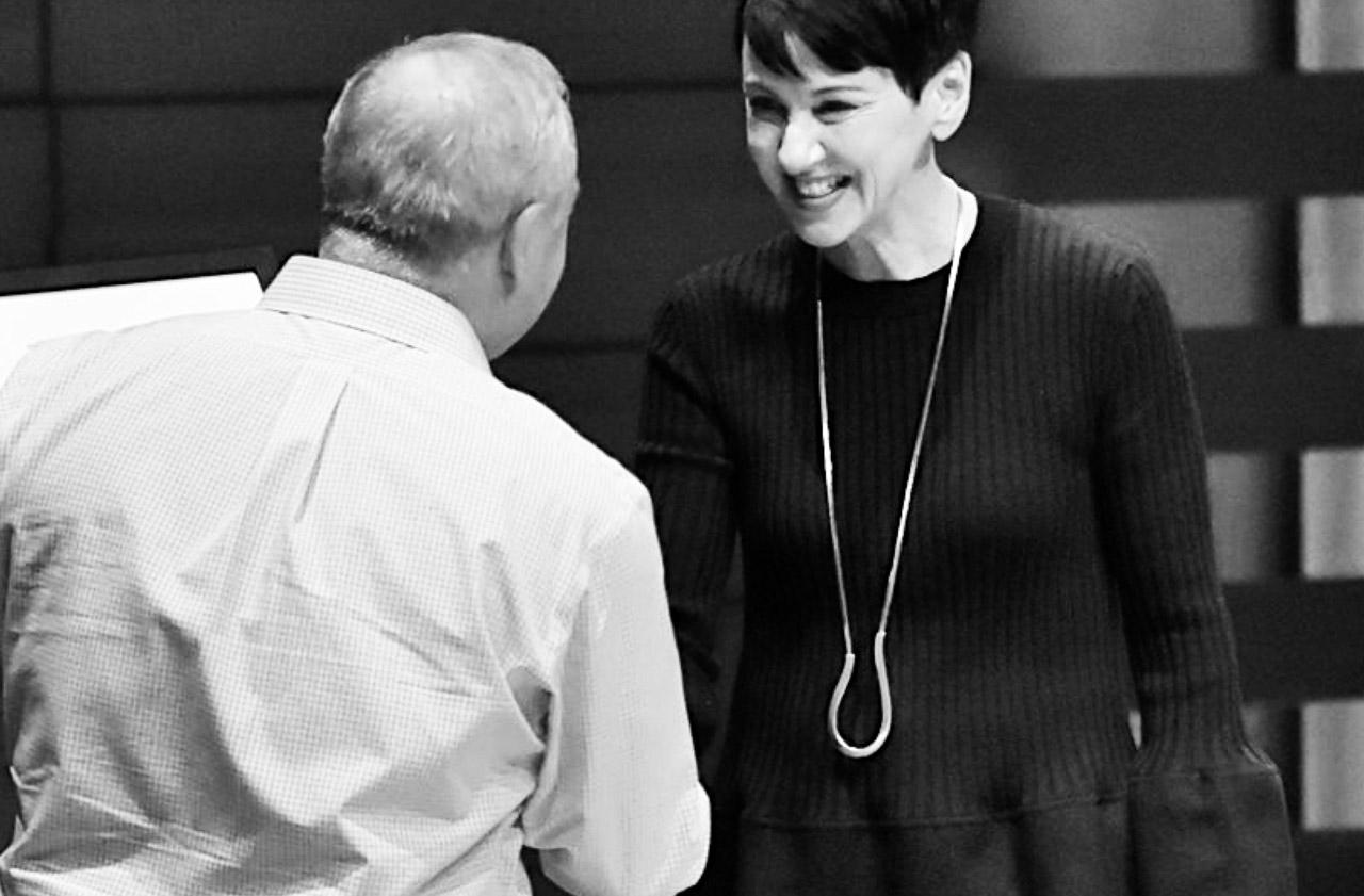 Les Usherwood Award: Jane Hope